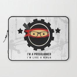 Programmer - Ninja Programmer Laptop Sleeve