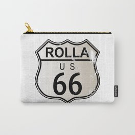 Rolla Route 66 Carry-All Pouch