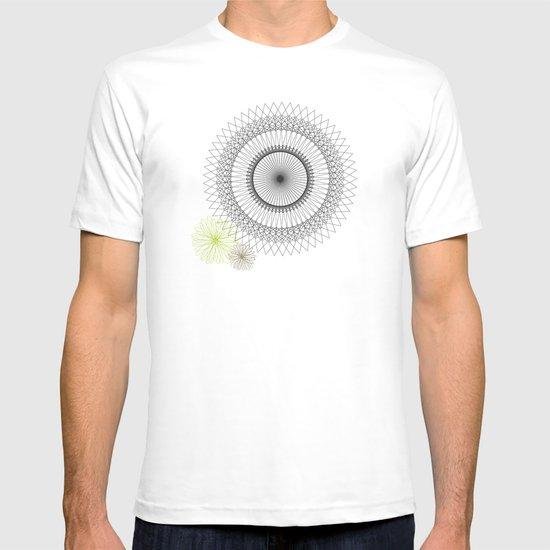 Modern Spiro Art #2 T-shirt