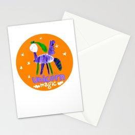 The Unicorn by Nora Stationery Cards