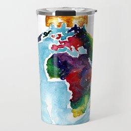 Globe Bauble Travel Mug