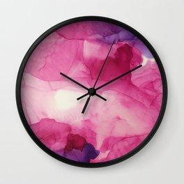 Fluidity III Wall Clock
