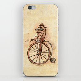 """Good Day, Sir!"" iPhone Skin"