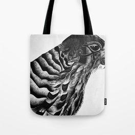 HAWK EYE Tote Bag