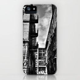 Northern Quarter MANchester iPhone Case