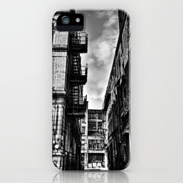 Northern Quarter MANchester iPhone Case