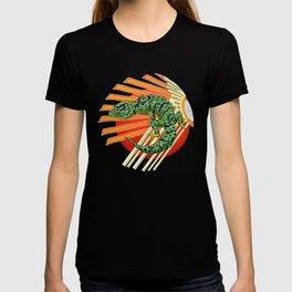 Native Japanese Gecko T-shirt