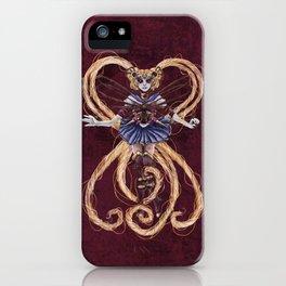 Steampunk Sailormoon iPhone Case