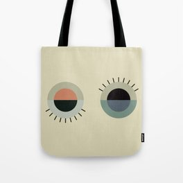 day eye night eye Tote Bag