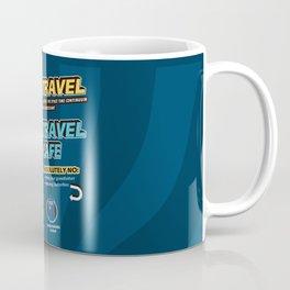 Time Travel Cafe Coffee Mug