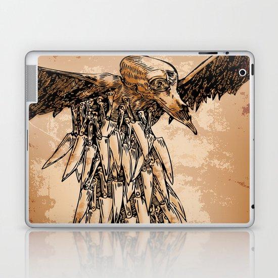 KNIFE VULTURE Laptop & iPad Skin