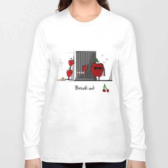 Break Out Long Sleeve T-shirt