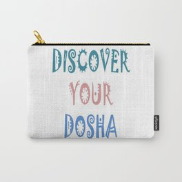 Discover Your Dosha Carry-All Pouch