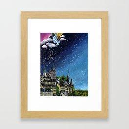 Craving Colour 3 Framed Art Print