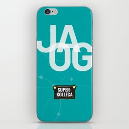 JA OG iPhone Skin