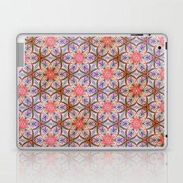 Pink Star Laptop & iPad Skin