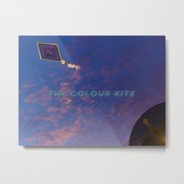 THE COLOUR KITE Metal Print