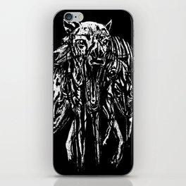 Thylacines iPhone Skin