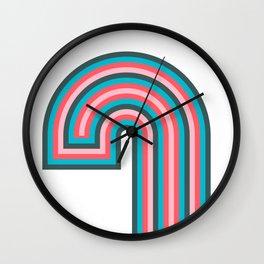 Roundabout Wall Clock