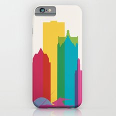 Shapes of Milwaukee. Accurate to scale Slim Case iPhone 6s