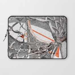 Basketball Artwork Backstreet Laptop Sleeve