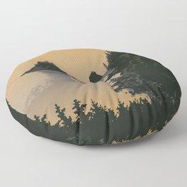 Fundy National Park Floor Pillow