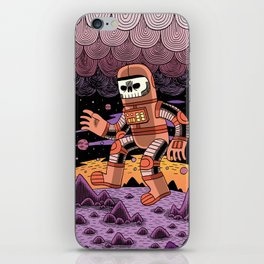 Orbit iPhone Skin
