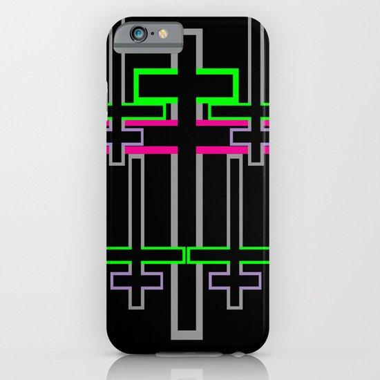 CROSS OVER iPhone & iPod Case