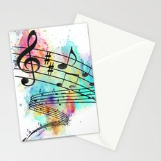 Sing for... Stationery Cards