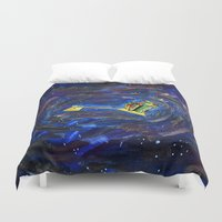 key Duvet Covers featuring Key by TAG Théo Audoire Galerie