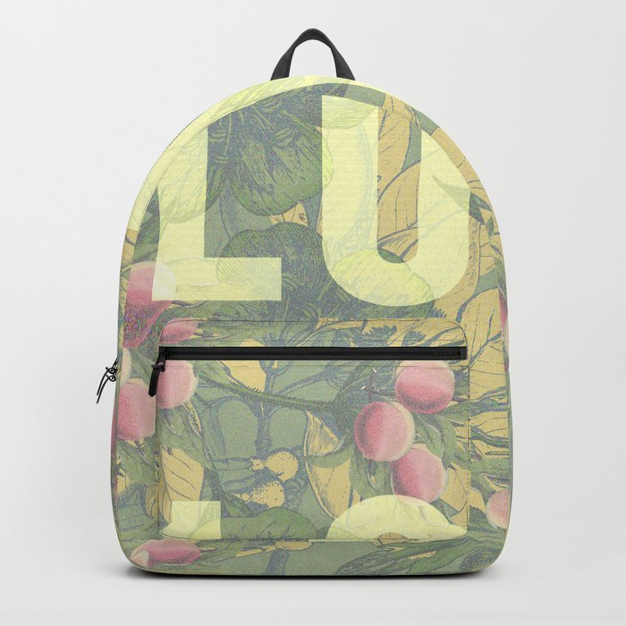 Love and Peaches Backpack