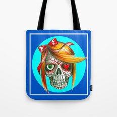 Diana De Los Muertos Tote Bag