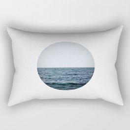 WATER CIRCLE Rectangular Pillow