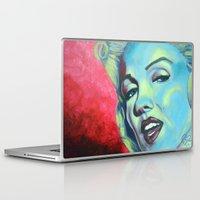monroe Laptop & iPad Skins featuring Monroe by Boaz
