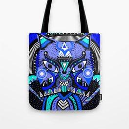 LISHKA BLUE Tote Bag