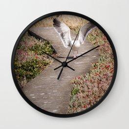 Seagull Struttin' Wall Clock