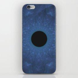 Eye of the Blue Dragon iPhone Skin