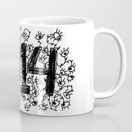 Eye in 2014 Coffee Mug