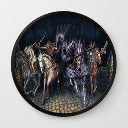 The Four Horsemen of the Apocalypse 2016 Wall Clock