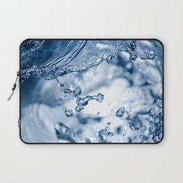 Splashing water Laptop Sleeve
