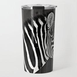 Black or White ? Travel Mug