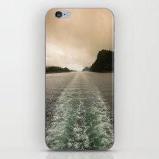 Night or Day? iPhone & iPod Skin