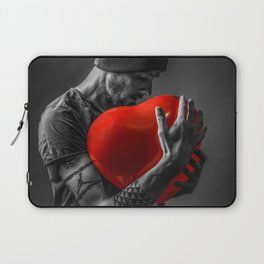 Hold my heart Laptop Sleeve