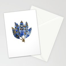 Gatsby Five Feathers Stationery Cards