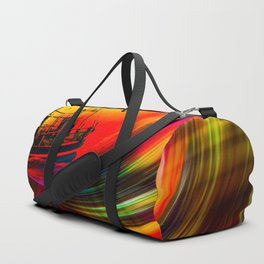 Time- Tunel100 Duffle Bag