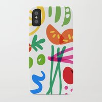 health iPhone & iPod Cases featuring Picture of Health by ColorisBrave