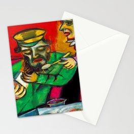 Marc Chagall Spoonful of Milk Stationery Cards