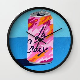 Ode to LaCroix Wall Clock