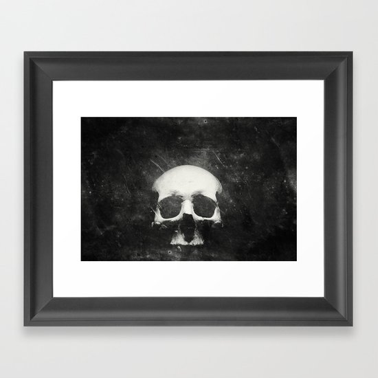 Once Were Warriors X. Framed Art Print
