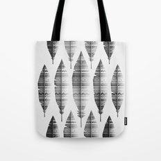 native bling (monochrome series) Tote Bag